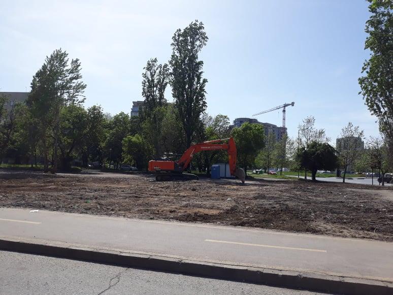 На мястото на Гарнизонна фурна ще има парк.