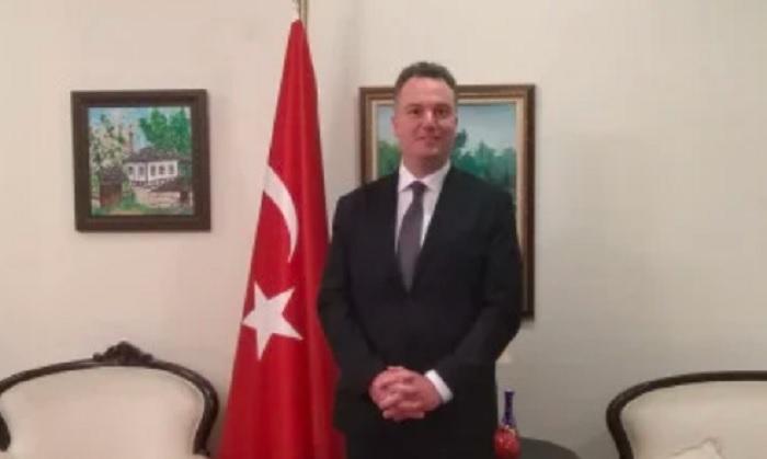 Корхан Кюнгерю-генерален консул на Република Турция в Пловдив