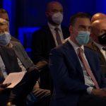 Даниел Митов и Томислав Дончев на форума на ГЕРБ.