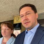 Даниел Митов и Деница Сачева