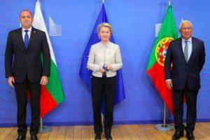 Румен Радев участва в срещата на държавните и правителствените ръководители на страните от ЕС в Брюксел.