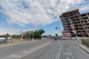 """На кръстовището на бул. """"Пещерско шосе"""" с ул. """"Елин Пелин"""" се въвежда нова светофарна програма."""