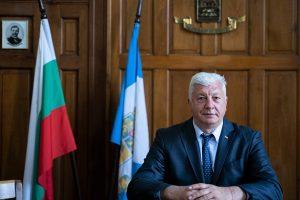 Здравко Димитров - Зико, кмет на Пловдив