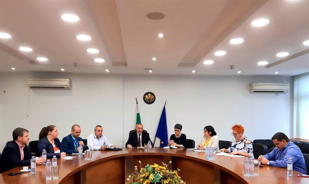 Срещата за изборите в областта