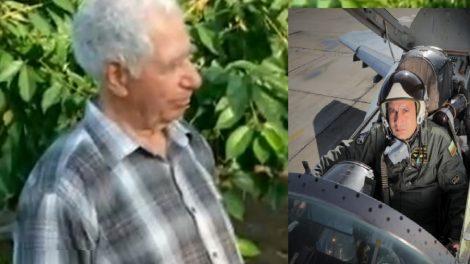 Пилотът Величко Дерузов смята, че нещо се крие в официалните версии. Кадър: БНТ