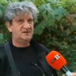 Пейо Костадинов обясни, че са останали само с дрехите на гърба си, кадър: БНТ