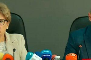Милиони са загубени от безконтролни плащания, заявиха министърът на МРРБ Виолета Комитова и нейният екип