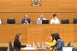 Заседанието на Общинския съвет