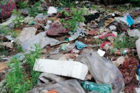 Само за две поредни съботи са извозени над 100 тона строителни и битови отпадъци