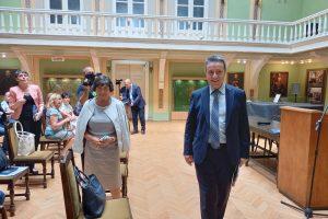 Янаки Стоилов на дискусия с юристи в Пловдив