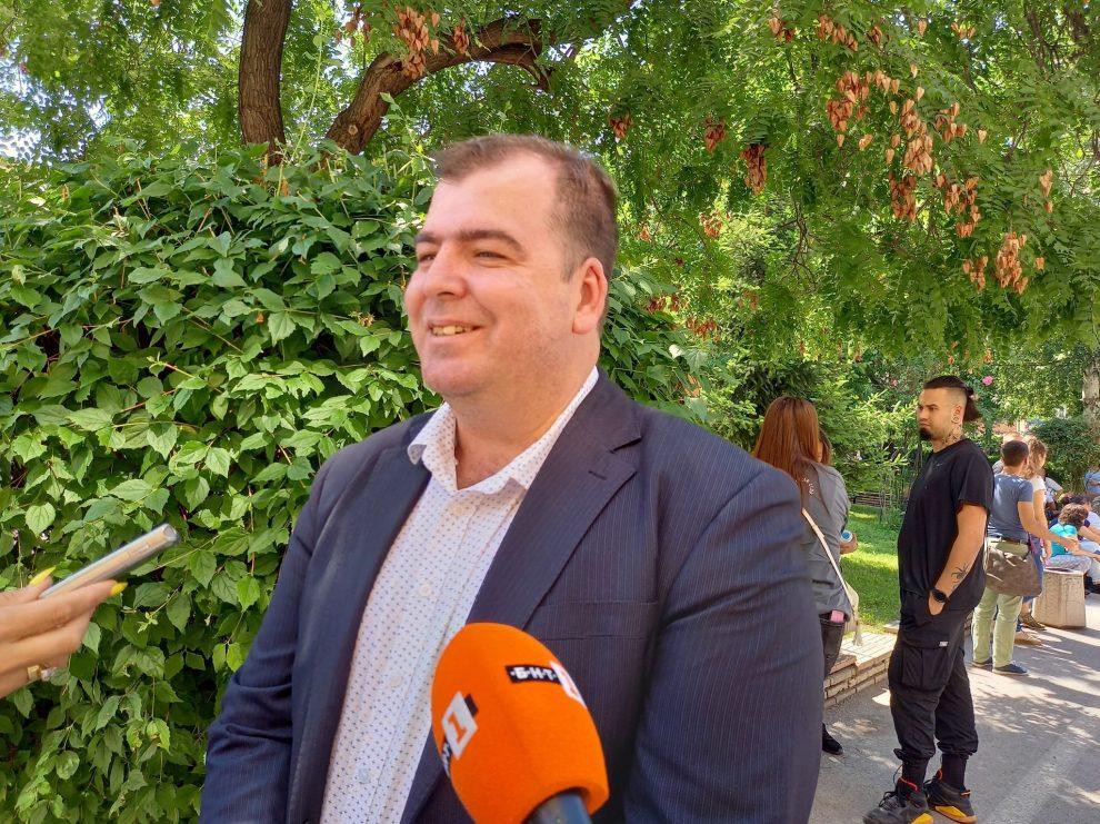 Явор Гечев