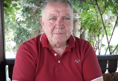 Здравко Куманов, кандидат за народен представител от Изправи се! Мутри, вън!