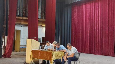 Събранието за водата в Брестовица