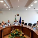 Заседанието на Областния оперативен щаб