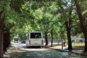Маршрутът на автобусите по линия №37 от градския транспорт се променя