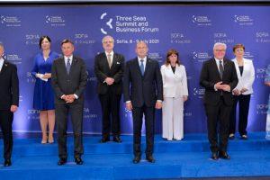Президентът Румен Радев е домакин на международното събитие