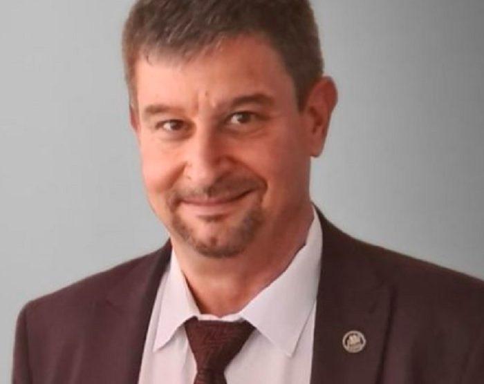 """Д-р Юлиян Петров, председател на Синдикат """"Образование"""" към КТ """"Подкрепа"""""""