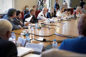 Заседанието на Бюджетната комисия