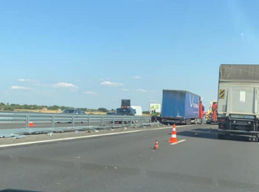 Катастрофа на магистрала Тракия