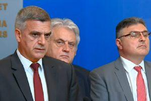 Стефан Янев и министри