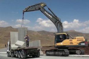 Бетонната стена на Турция на границата с Иран ще е висока 3 метра и дълга 300