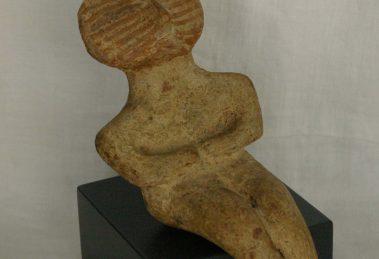 Един от изпратените във Вилнюс експонати