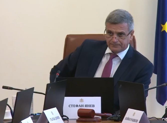 "Стефан Янев назначи трима нови зам""-министри"