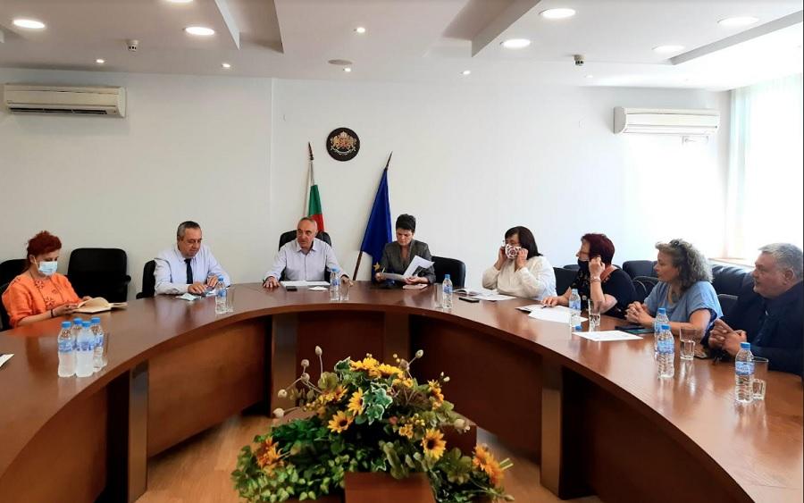 Ангел Стоев се срещна с представители от Брестовица