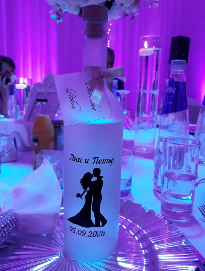 """Пивка сватбена ракия посрещна гостите в зала """"Виена"""" на хотел SPS"""