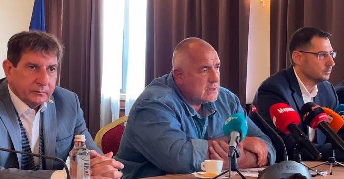 Бойко Борисов: Над половин милиард целево дадохме на Пловдив