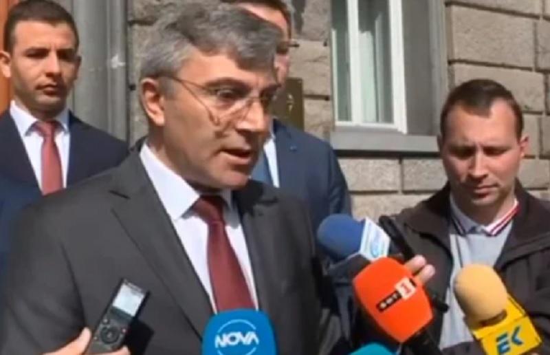 Мустафа Карадайъ пред ЦИК Кадър: NOVA