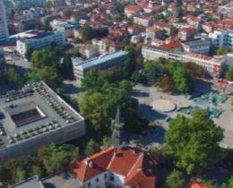 20-метров паметник на Константин и Елена издигат в Пазарджик