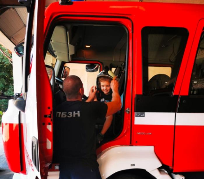 """Снимка: Регионална дирекция """"Пожарна безопасност и защита на населението"""" - Пловдив"""