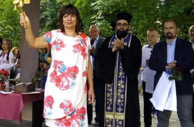 Ружка Генова откри новата учебна година в Спортното училище, снимка: ПловдивПрес