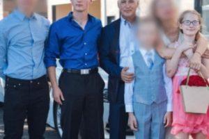 Семейство Андрееви с 5-те си деца