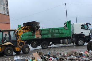 """Отпадъците са събрани в извънредни акции на ОП """"Чистота""""."""