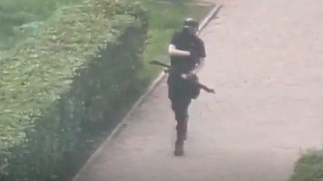 Студент застреля 8 и рани 19 души в унивреситет в Русия