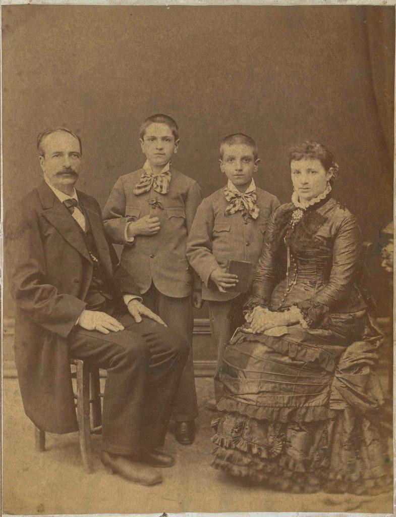 Атанас Самоковлиев, първият кмет на Пловдив, встъпил в длъжност през януари 1878 г.