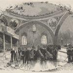 """Областното събрание на Източна Румелия. """"Le monde ilustre"""", бр. 1190, 17 януари 1880, с. 41."""