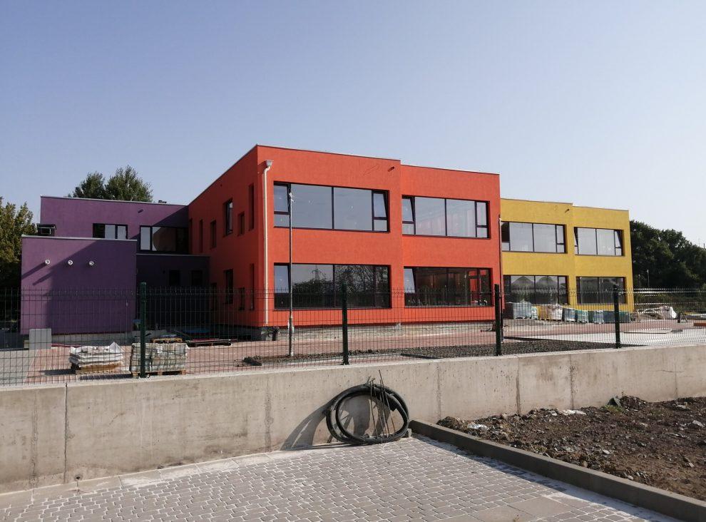 """Новата детска градина в район """"Южен""""."""