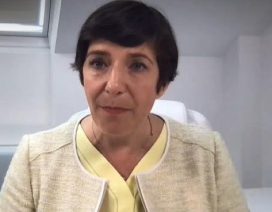 Клара Добрев Кадър: БНТ