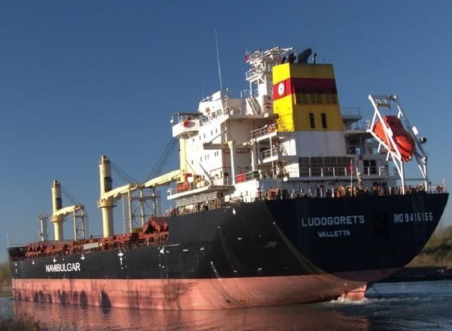 "БГ-корабът ""Лудогорец"" плава под малтийски флаг"