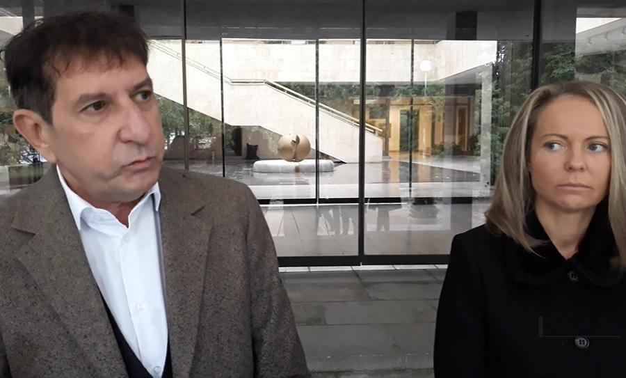 Георги Мараджиев и Дани Каназирева