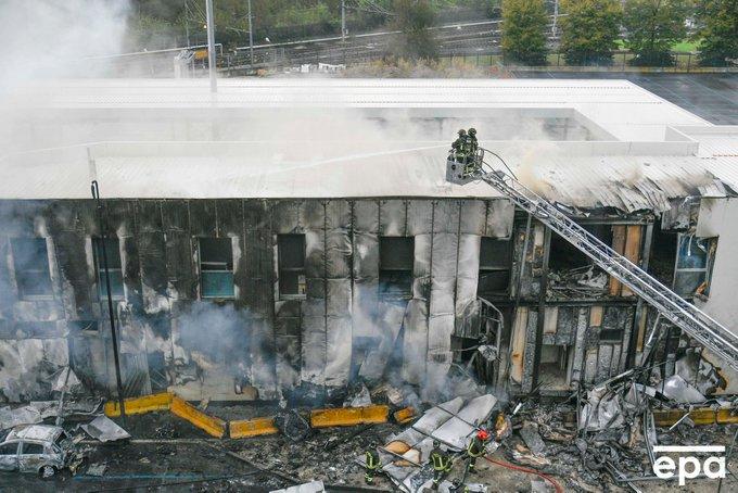 Авиоинцидентът край Милано