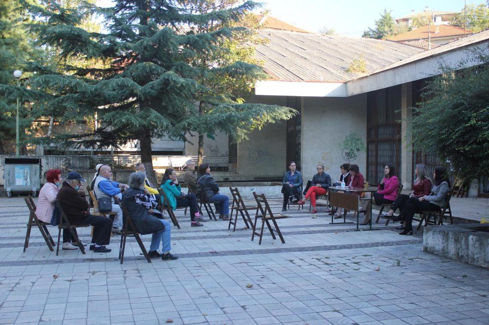 На откритата приемна в Перущица жителите поставиха въпросите си пред кметицата Мария Витанова-Вълканова