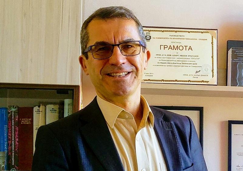 проф. Алберт Кръстанов